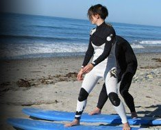private surf lessons san clemente
